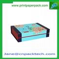 Custom Printed Foldable Box Magnetic