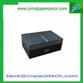Custom Rigid Cardboard Set-Up Boxes