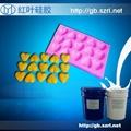加成型硅膠,食品級硅膠 4