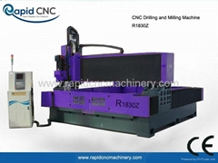 drilling and mill cnc router