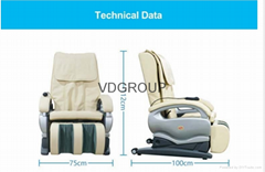 factory price machine full body massager Electric massage chair