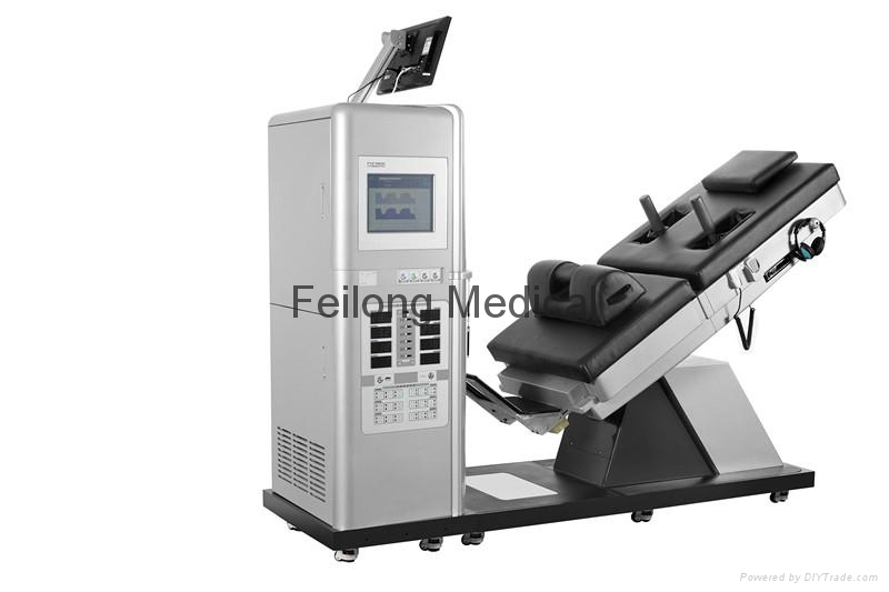 High Quality  Alien Capsule Non-surgical Spinal Decompression System(lumbar) 2