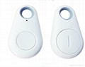 Smart bluetooth tracking key finder for kids,pets,cars anti-lost/theft iTag