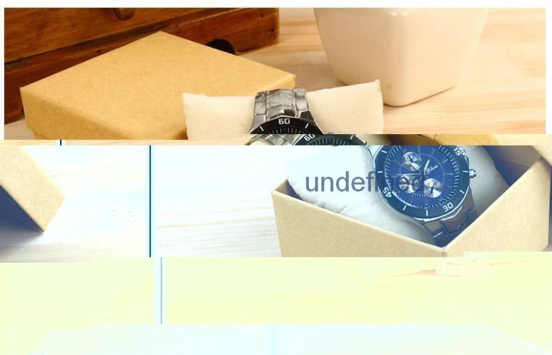 手表盒绒布枕头 3