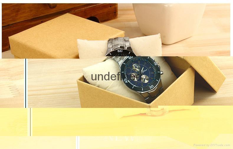 手表盒绒布枕头 4