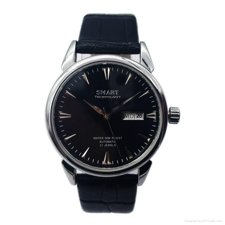Stainless Steel, Automatic Mechanical Watch SMT-1000 1
