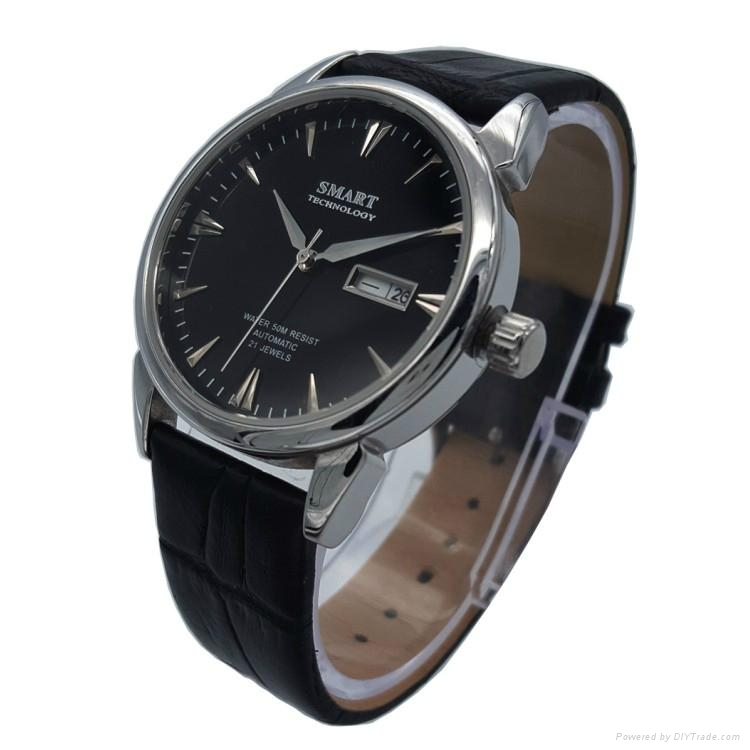 Stainless Steel, Automatic Mechanical Watch SMT-1000 2