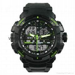 石英數字多功能手錶 SMT-2000