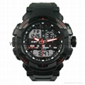 石英數字多功能手錶 SMT-2000 5