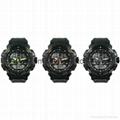 Multi Function Waterproof Digital LCD Alarm Sport Watch  SMT-2000 7