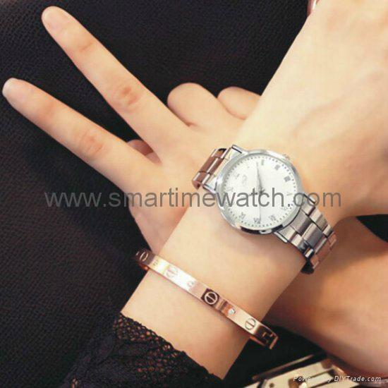 合金時尚手錶 6