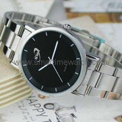 合金时尚手表