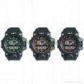 Analog Digital Sport Waterproof Watch SMT-2005 4