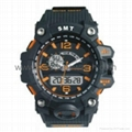 Analog Digital Sport Waterproof Watch SMT-2005