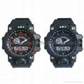 Analog Digital Sport Waterproof Watch SMT-2005 5