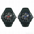 Analog Digital Sport Waterproof Watch SMT-2003