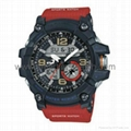 Analog Digital Sport Waterproof Watch SMT-2001 3