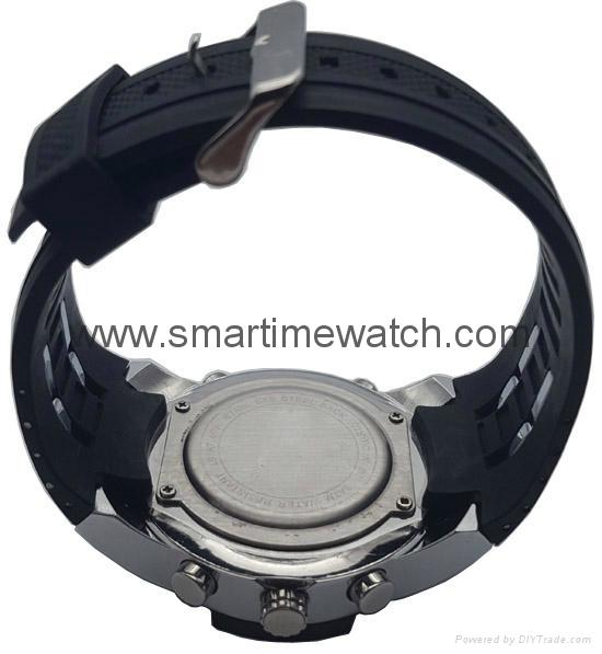 石英数字多功能手表, SMT-2007 4