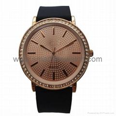合金時尚鑽石手錶 SMT-1505