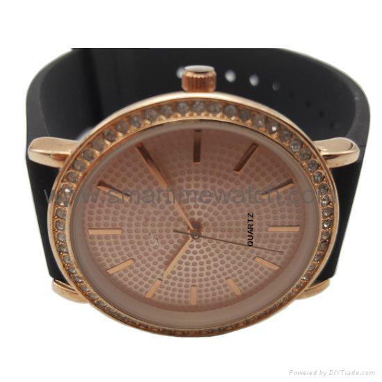 合金時尚鑽石手錶 SMT-1505 3