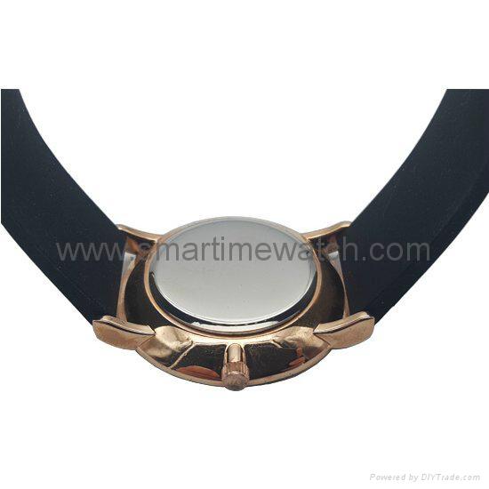 合金时尚钻石手表 SMT-1505 4