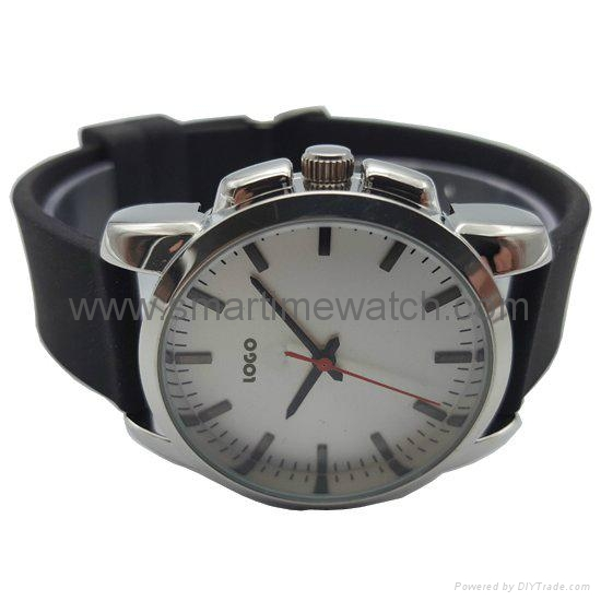 Alloy Fashion 3 hands Watch SMT-1506 3