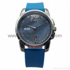 合金时尚简约三针珍珠贝表面手表 SMT-1507