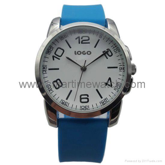 合金时尚简约三针手表 SMT-1508 1