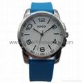 合金時尚簡約三針手錶 SMT-1508 1