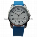 Alloy Fashion 3 hands Watch, SMT-1508