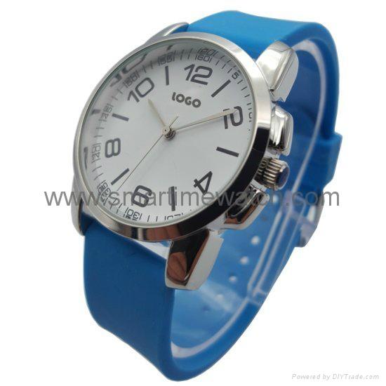 合金时尚简约三针手表 SMT-1508 2
