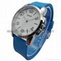 合金時尚簡約三針手錶 SMT-1508 2