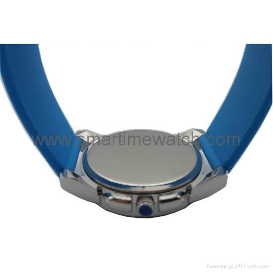 合金時尚簡約三針手錶 SMT-1508 3