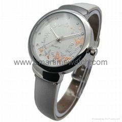 時尚合金簡約小巧氣質手錶 SMT-1509