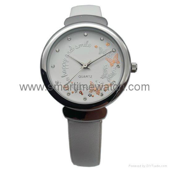 時尚合金簡約小巧氣質手錶 SMT-1509 2