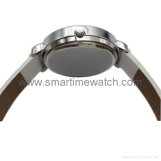 Alloy Fashion 3 hands Lady Watch SMT-1509 4