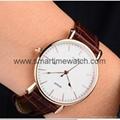 Alloy Ultra Thin Fashion Watch SMT-5501 6