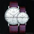 Alloy Ultra Thin Fashion Watch SMT-5501 2