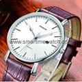 Alloy Ultra Thin Fashion Watch SMT-5501