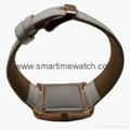 玫瑰金色合金殼水鑽時尚手錶 SMT-1510 5