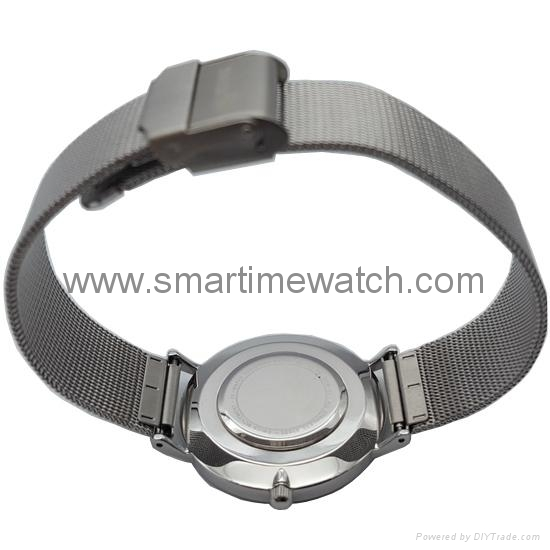 Alloy Luxury Ultra Thin Fashion Watch,  SMT-5500 5