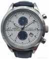 Stainless Steel Watch with Calendar SMT-1003 1