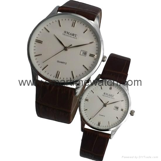 Alloy ultra thick watch fashion STM-1511 2