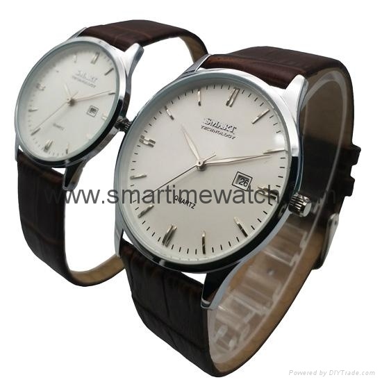Alloy ultra thick watch fashion STM-1511 4
