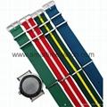 Stainless Steel Nylon Strap Fashion Watch SMT-1007