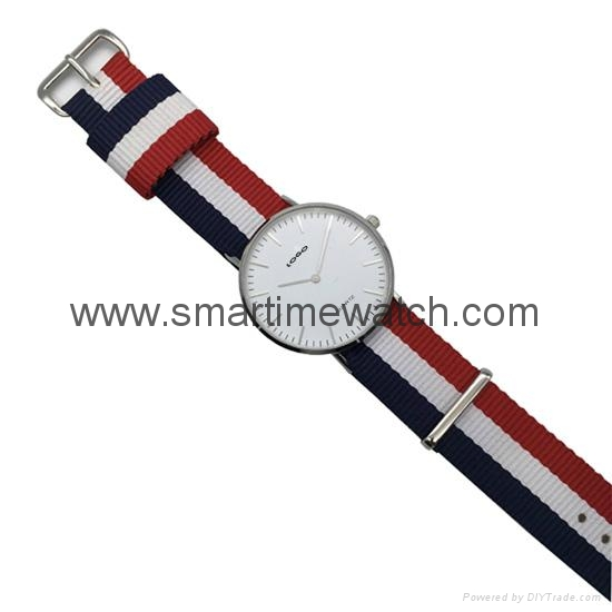 Stainless Steel Fashion Watch SMT-1006 4