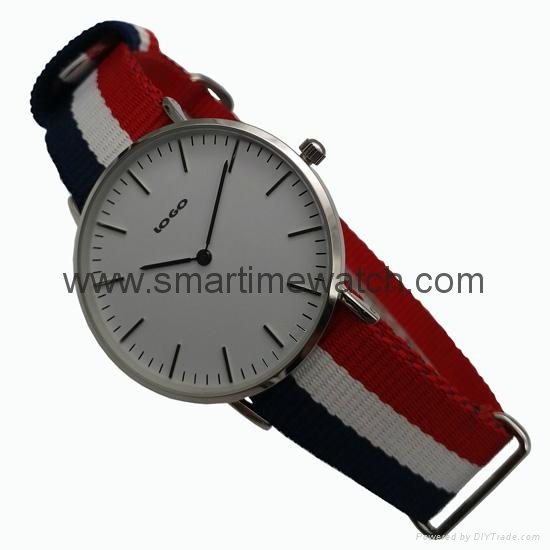 Stainless Steel Fashion Watch SMT-1006 3