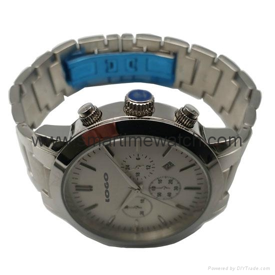 Men's Watch, Stainless Steel Case and Bracelet, SMT-1011 2