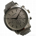 Men's Watch, Stainless Steel Case and Bracelet, SMT-1011