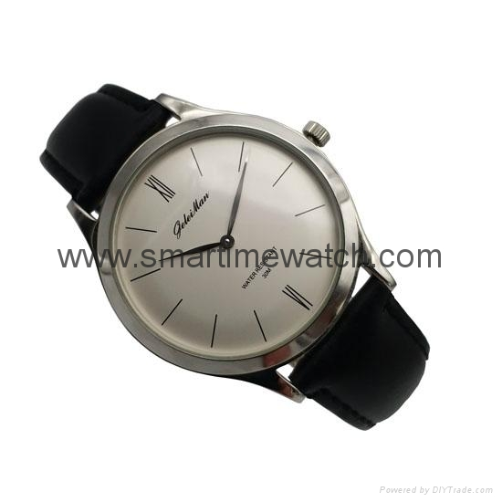 Men's Watch, Stainless Steel Case and Bracelet, SMT-1012 3